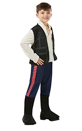 Rubie's Star Wars Classic Child's Han Solo Costume, Small]()