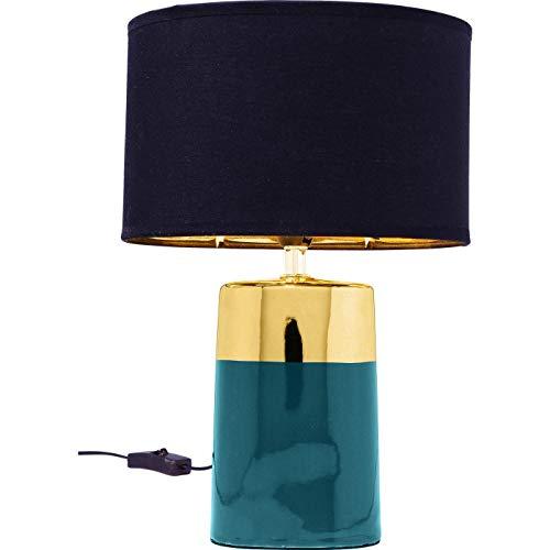 Kare Design Zelda - Lampara de mesa (32,5 x 22 x 12 cm)