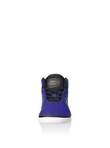 en Enfant Forme I Mid Bottines Blanc de Noir Bleu Mixte Chaussures adidas Veritas wHpZqZ