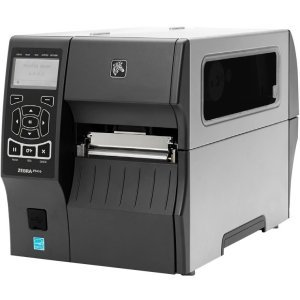 600 Dpi Thermal (Zebra ZT410 Monochrome 600 dpi Direct Thermal/Thermal Transfer Printer ZT41046-T010000Z)