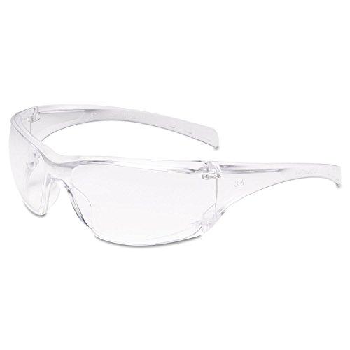 Virtua AP Protective Eyewear, Clear Frame and Anti-Fog Lens, 20 per Carton, Sold as 1 Carton
