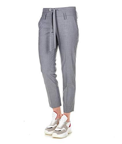 190184150272074 Poliestere Donna Pantaloni Grigio Clothing Cambio Bxqvw7C