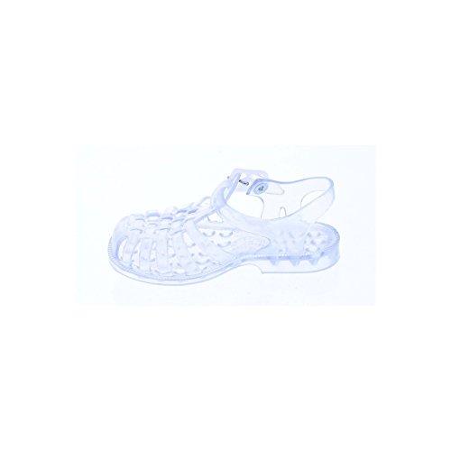 En Sandales Plastique Méduse Blanc Enfant Transparent FZqnx4A