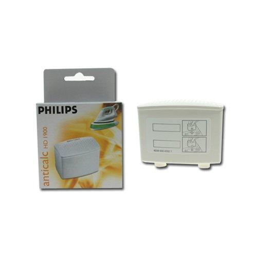 Philips HD1900 Cassette Anti-Calcaire pour Centrale Vapeur Philips