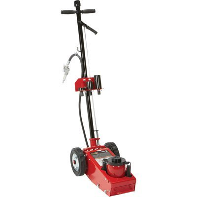 Strongway 22-Ton Quick Lift Air/Hydraulic Service Floor Jack (Strongway 20 Ton Air Hydraulic Bottle Jack)