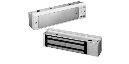 Schlage Electronics M400 Series Delayed Egress Locking System, Auto Voltage Selection, Satin Aluminum Finish, 1500 lbs Hold Force by Schlage Lock Company