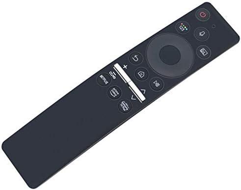 BN59-01330A Replacement Remote Control with Mic have compatibility for Samsung TV UN55TU8000FXZA UN43TU8000FXZA UN50TU8200FXZA UN65TU8200FXZA UN75TU8200FXZA UN50TU8200 UN65TU8000 UN50TU8000 UN75TU8000 UN55TU850D