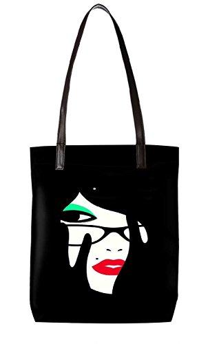 Snoogg Strandtasche, mehrfarbig (mehrfarbig) - LTR-BL-2846-ToteBag