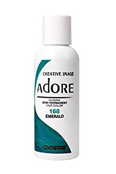 Adore Semi-Permanent Haircolor #056 Cajun Spice 4 Ounce (118ml) Creative Images Systems AD-56