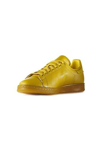 Adidas Sneaker STAN SMITH ADICOLOR S80247 Gelb Gelb, Schuhgröße:44 2/3