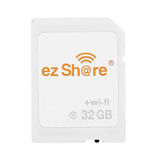 EZ Share 4th Generation 32GB C10 WiFi Wireless Memory Card: Amazon ...