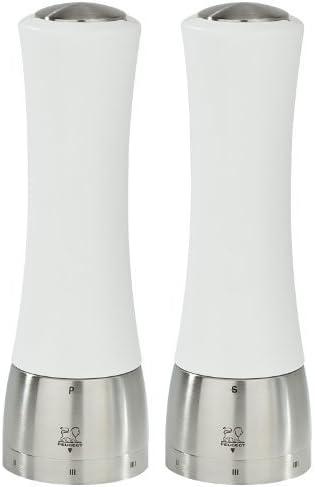PEUGEOT 2er Set Pfeffermühle /& Salzmühle MADRAS 21 cm Gewürzmühle Pfeffer Mühle
