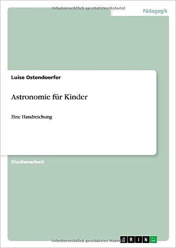 Astronomie für Kinder