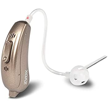 ZVOX VoiceBud VB20 Hearing Amplifier with Two-Microphone NoiseBlocker Technology, App Control