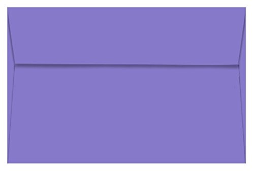 (A9 Astrobright Venus Violet Envelopes - Straight Flap, 60T, 1000 Pack )