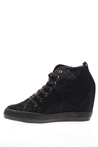 40 Blk Fljil3 sneaker Jilly black Sat12 pwXqf