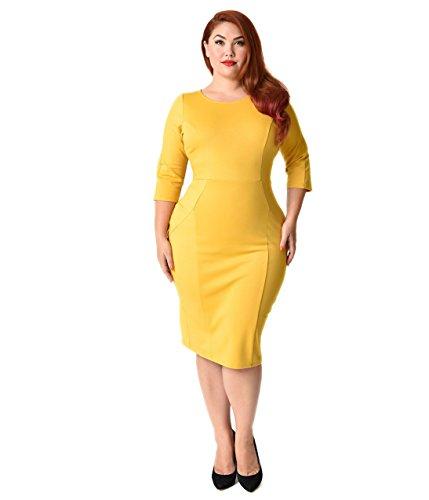 60s Mustard - 5