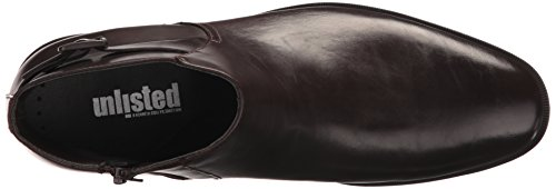 Unlisted By Kenneth Cole Mens Design 30135 Chelsea Boot Brown