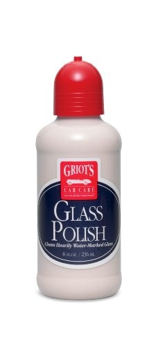 Griot's Garage 11063 Glass Polish - 8 oz.