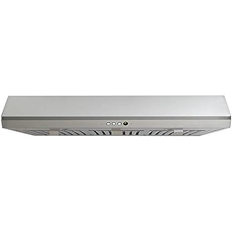 Windster Hood RA 3030 Residential Stainless Steel Under Cabinet Range Hood