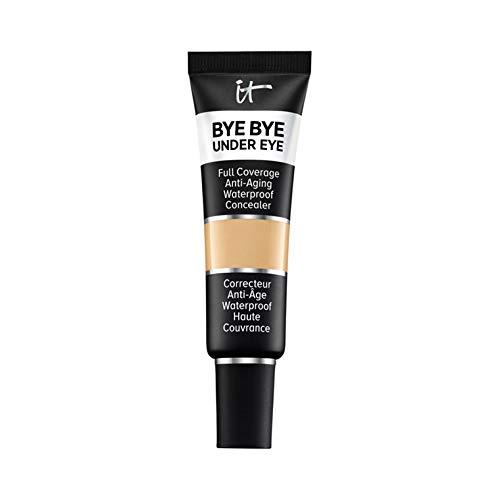 IT COSMETICS 0.4 oz Bye Bye Under Eye Full Coverage Anti-Aging Waterproof Concealer (15.0 Light Amber)