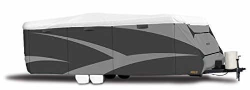 ADCO  34844 Designer Series Gray/White 26' 1' - 28' 6' DuPont Tyvek Travel Trailer Cover