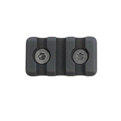 GG&G Key Mod 3 Slot Rail, GGG-1814 by G&G