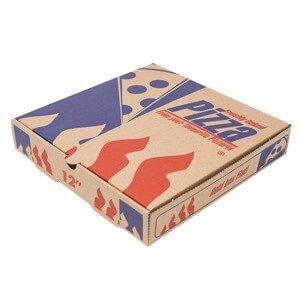 Cajas de pizza, 100 unidades, 22,8 cm, color blanco