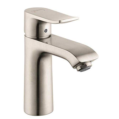 Hansgrohe Metris Lavatory Faucet brushed Nickel Finish (Brushed ()
