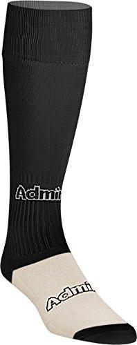 Admiral Tourney Soccer Socks, Black, Youth