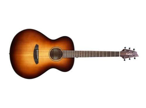 Breedlove Discovery Concert Sitka-Mahogany Acoustic Guitar, Sunburst