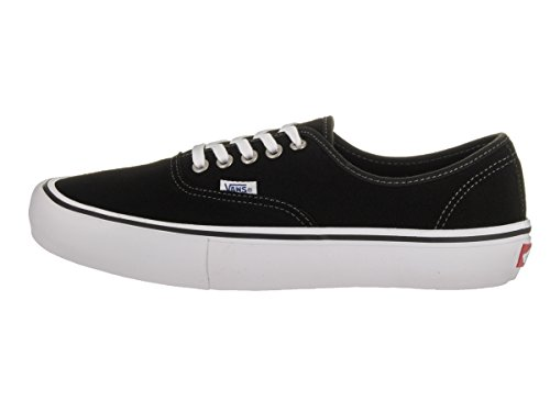 Vans Authentic suede Unisex Black de Zapatillas Tela qRxAqpg