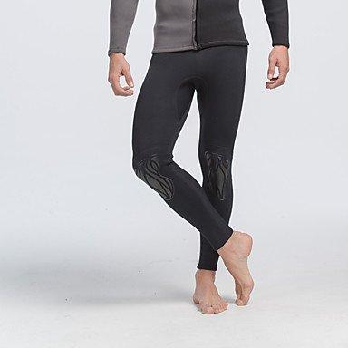 Per 3mm Traspirante Muta Uomo Anatomico Pantaloni Design nPfFqS0BP