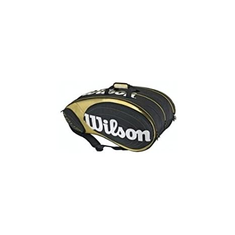 Wilson - Paleteros - tour padel bag: Amazon.es: Deportes y ...