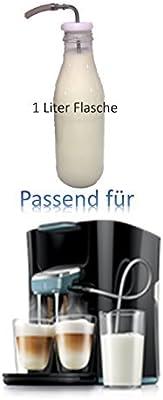 Adecuado para Senseo HD7855/60 Latte Dúo Cafetera monodosis negro ...