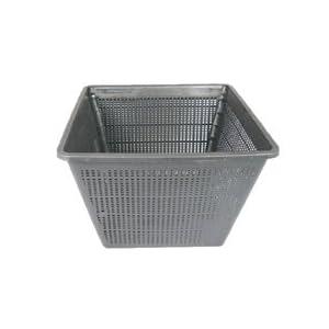 13 Inch (34cm) Square Pond Plant Basket