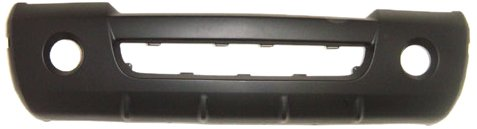 - OE Replacement Mercury Mountaineer Front Bumper Cover (Partslink Number FO1000503)