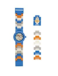 LEGO Star Wars Episode 8 BB-8 Watch with Minifigure Link