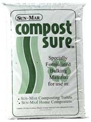 Sun-Mar Compost Sure - Green