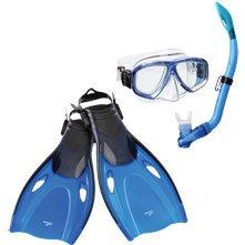 正式的 Speedo Dive Hydroscope Mask Sz + Snorkel Hydroscope + B004ITYEXS Fins Adult Sz S/M Blue by Speedo B004ITYEXS, piccino:675e81f2 --- arianechie.dominiotemporario.com