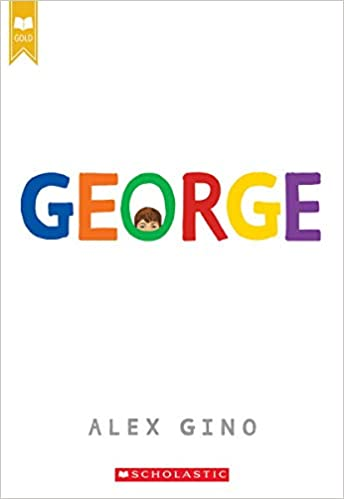 Image result for george alex gino cover