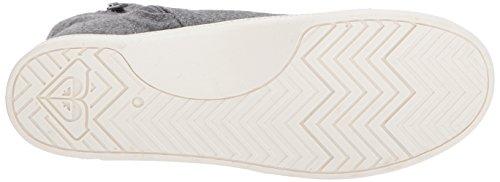 Shoe Grey Fashion Roxy Sneaker Ii Rizzo Mid Heather Top Women's 6r6nxX