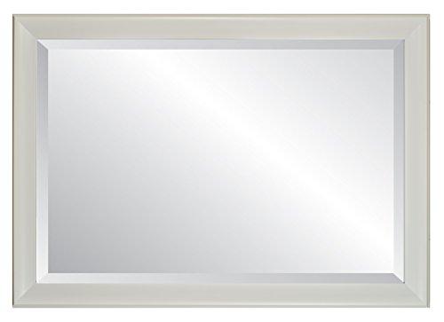 Alpine Mirror Art Concept White 27 Wall Mirror,