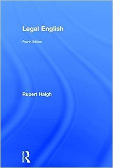 Book Legal English