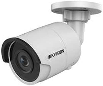 Hikvision 8MP Network Bullet Camera DS-2CD2085FWD-I 2.8mm Lens POE H.265, H.265 IP67 Outdoor Security Surveillance IP Camera ONVIF English Version