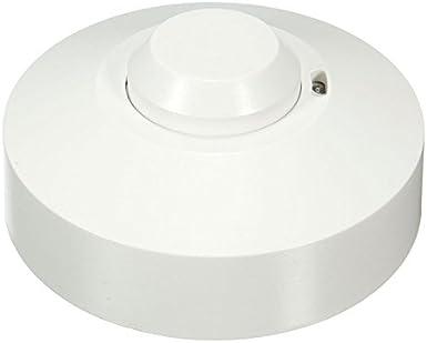 LUZ LED AC220V 5.8GHz HF Systerm LED Microondas Sensor de radar de 360 grados Interruptor de luz Ocupación de la luz de techo Cuerpo Detector de movimiento