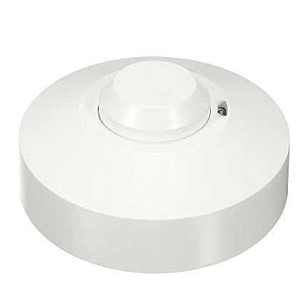 WELSUN 5.8GHz HF Systerm LED de microondas de 360 grados del sensor de