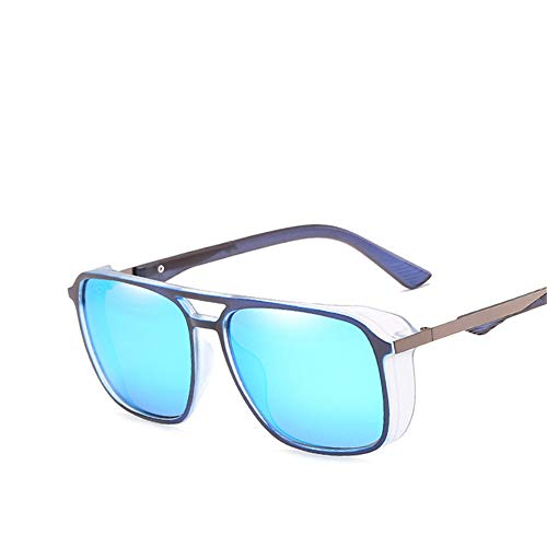 Unisex Vintage KOMNY Brand Sunglases Hombres Glasses Polarized Polaroid Gafas Sun Mujeres Feminino Gafas Sol de Hot D de E Retro Square Sol para qqIAY