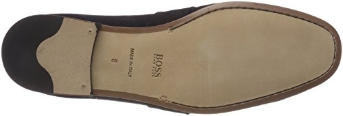 Hugo Boss Scarpe Classiche Uomo Safari 50386122HB401 Blu EH064Safari-50386122HB401 Blu (Dark Blue 401)