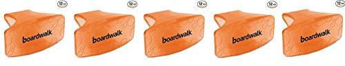 Boardwalk CLIPMAN Bowl Clip, Mango Scent, Orange (Box of 12) (5) by Fresh Products (Image #1)